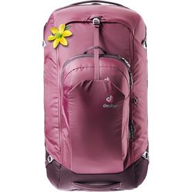 Deuter Aviant Access Pro 65 SL Mochila de Viaje Mujer, maron/aubergine